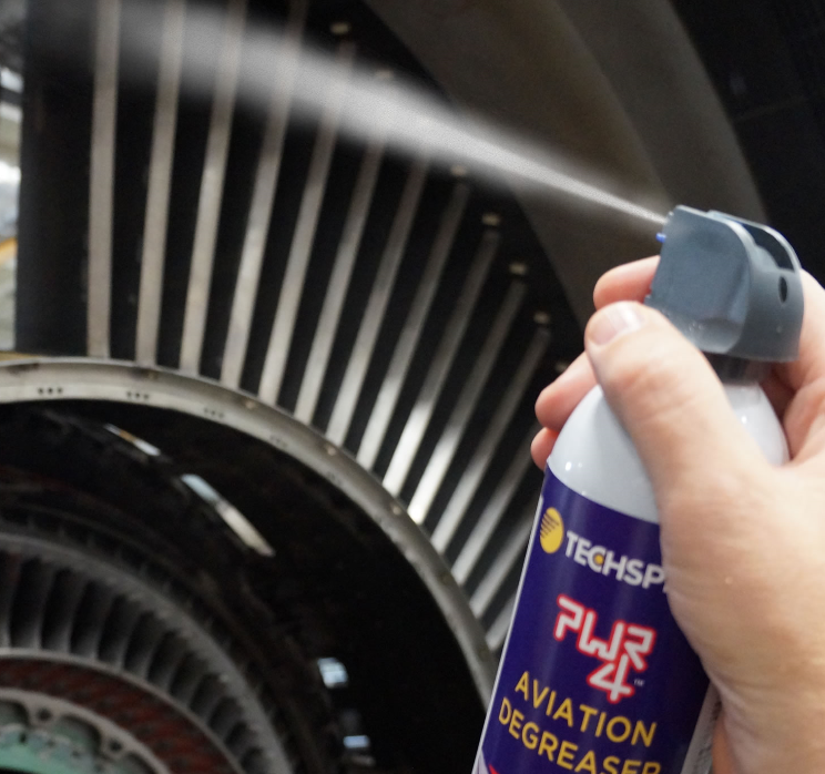 PWR 4 Aviation Degreaser