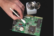Picture of Cleaning Electronics with Isopropyl Alcohol