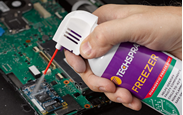 Picture of Using Freeze Spray to Diagnose Faulty Electronics